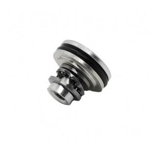 E&C Piston Head (8 Vent Aluminium)