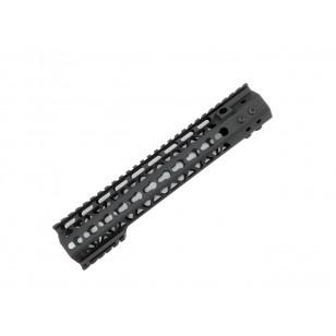 """E&C MOTS Style Rail 10"""" (BK)"""