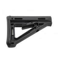 E&C Magpul Style CTR Stock (Black)