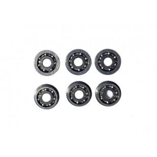 EZO Bearings 3x8x2.5 (Pack of 6)