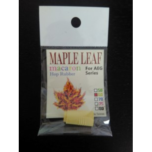 Maple Leaf Macaron Hop Rubber Bucking 60 Degrees (AEG)
