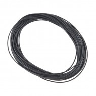 Gearbox Black Signal Wire 24AWG (1 Metre)