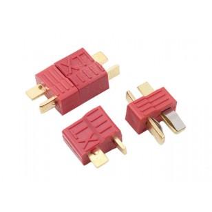 Deans Style T-Plug Connectors (5 Pairs)