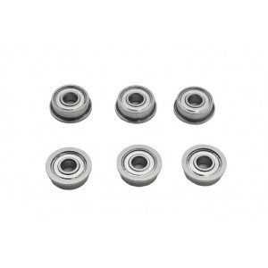 J-Caged Bearings 3x8x3 (Pack of 6)