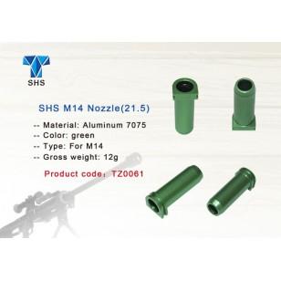 SHS (RA) M14 Aluminium Nozzle (21.5mm)