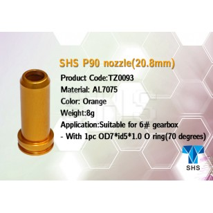 SHS (RA) P90 Aluminium Nozzle (20.8mm)