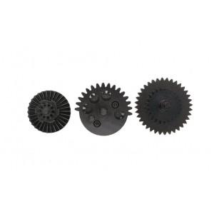 SLD 18:1 Gears (CNC Bevel Version)