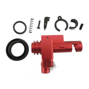ZCI Rotary M4 Hop-Up Chamber Aluminium (RED)