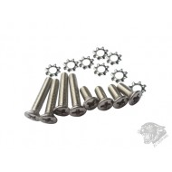 ZCI Gearbox Screw Set  V2