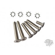 ZCI Gearbox Screw Set V3
